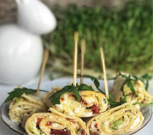 Tortille Wielkanocne